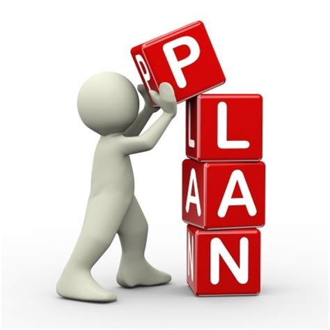 Business plan template for training company